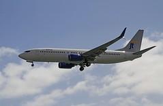 OY-JZN B737-800 JetTime Arrecife 02-03-2020