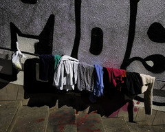 Clothes line (A city is being shut down - Part IV)