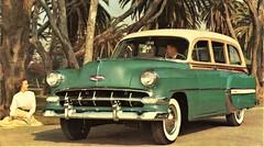 1954 Chevrolet Bel Air Townsman