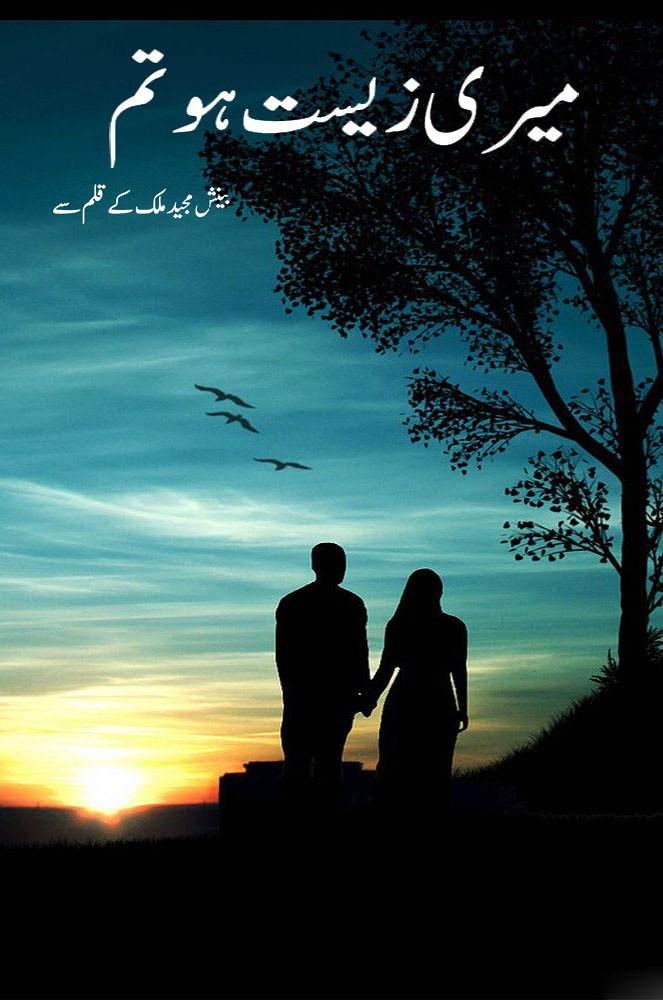 Meri Zeest Ho Tum Novel By Beenish Majeed Malik,Meri Zeest Ho Tum is a social and romantic urdu novel.