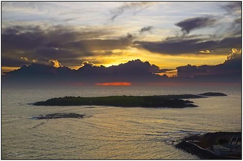 Between Sunrise and Sunrise...