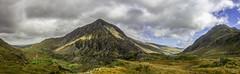 Dyffryn Ogwen and Nant Ffrancon, Snowdonia National Park