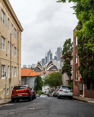 Sydney   |   Kirribilli Point of View
