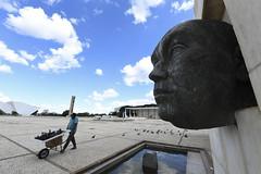 Imagens de Brasília - Praça dos Três Poderes