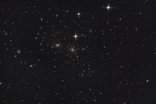 Coma Berenice Galaxy cluster | Abell 1656