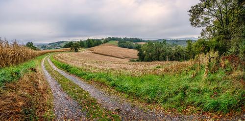 Along Henri IV Trail in France