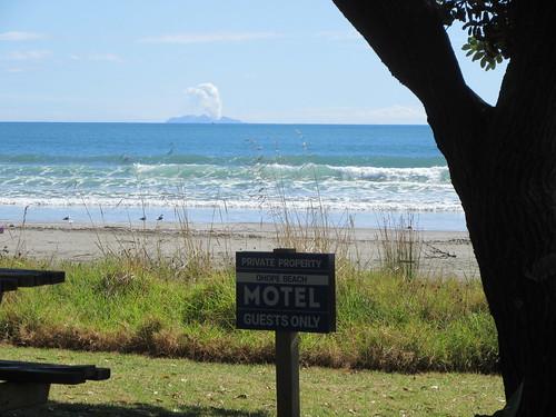 Whakaari Across the Bay