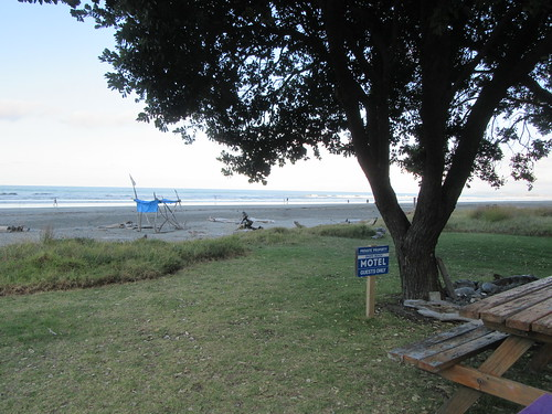 Evening at Ohope Beach