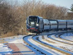 20171225 22 Amtrak, Princeton, Illinois