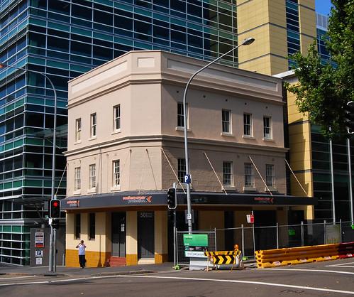 Former New York Hotel, Pyrmont, Sydney, NSW.