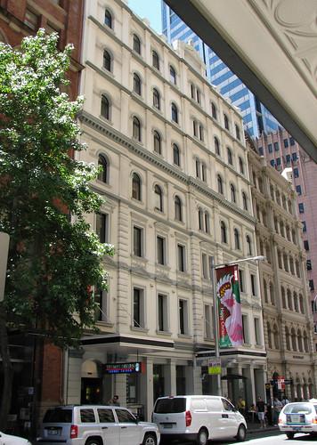 Former Hotel York, Sydney, NSW.