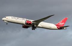 Boeing 787 Dreamliner - Virgin Atlantic - G-VWHO