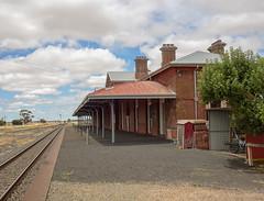 Serviceton Station