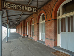 Refreshmnets - sounds delightfully old-world doesn't it!