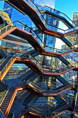 The Vessel at Hudson Yards Manhattan New York City NY P00487 DSC_2251