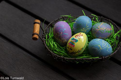 Painted Eggs - HSoS