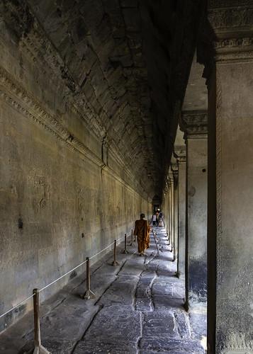 7176 The Vastness of Angkor Wat