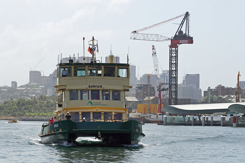 Sydney Ferries 'Sirius'