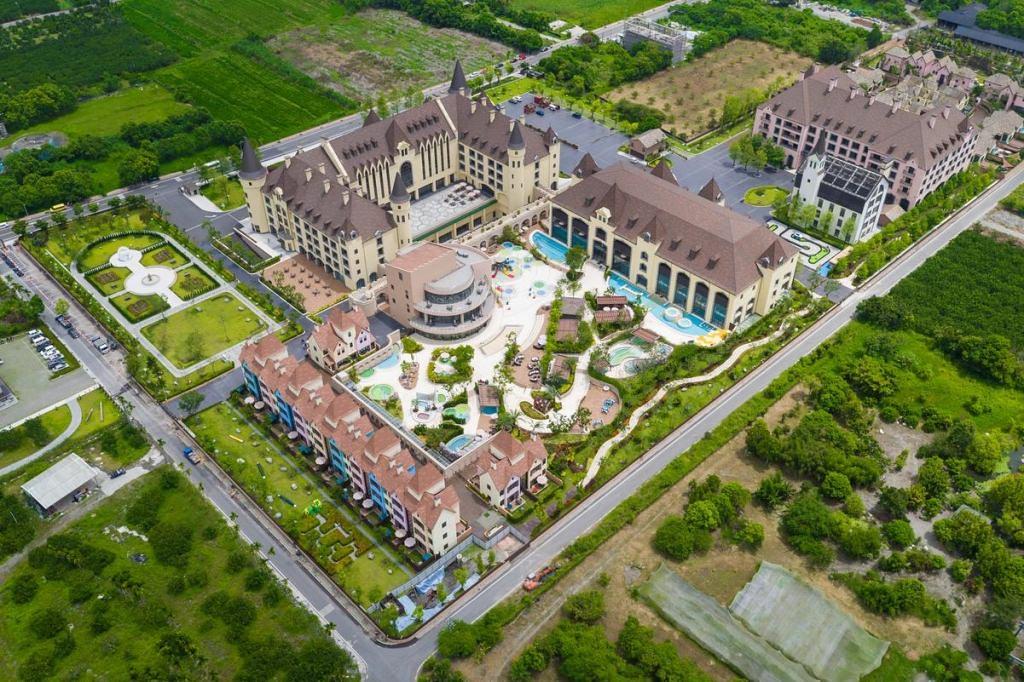 Grand Cosmos Resort Ruisui Hualien 1