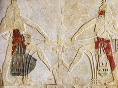 valley of the kings, Luxor, Egypt, 埃及 - carvings