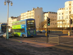 BX15 OMT (Route 12X) at Marine Parade, Brighton