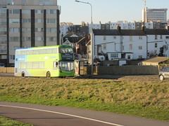 BX15 OMV (Route 12) at Marine Gate, Brighton