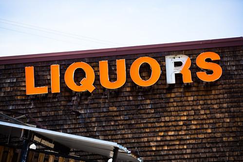 Drive Up Liquors