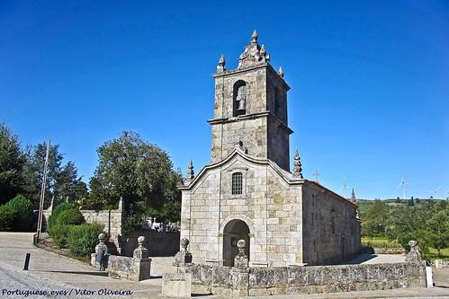 Igreja Matriz de Mezio - Portugal 🇵🇹