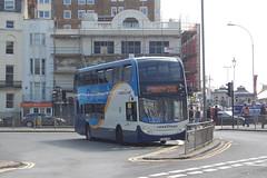 YN64 SXO (Route 700) at Old Steine, Brighton