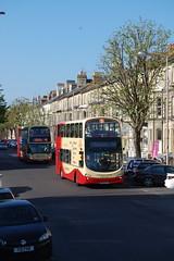 BK13 OAP (Route 5A) at Tisbury Road, Hove