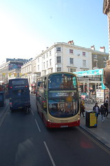 BF62 UXK (Route 2) at North Street, Brighton