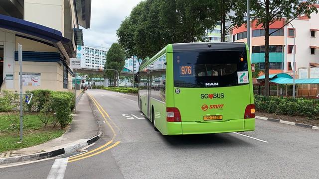 Buses on 976 & 129!