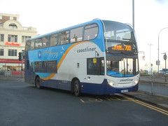 YN64 XSO (Route 700) at Old Steine, Brighton