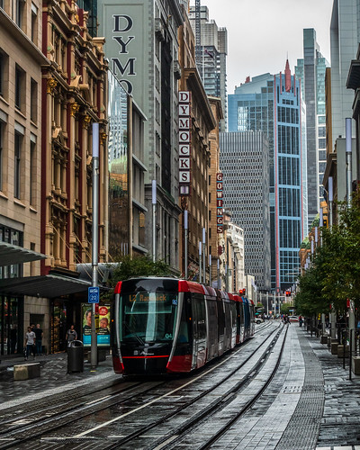 Sydney   |   Light Rail