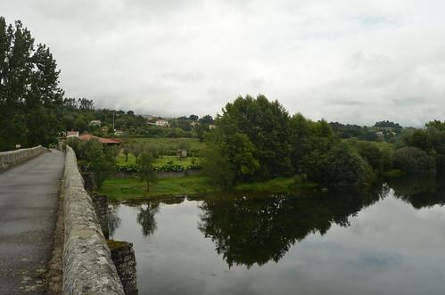 Study on a medieval bridge III