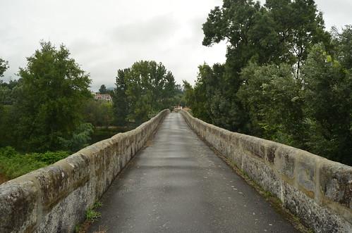 Study on a medieval bridge II