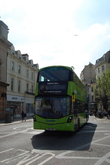 BX15 ONN (Route 13X) at North Street, Brighton