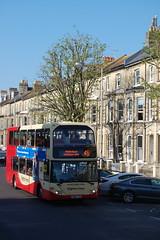 YN56 FFA (Route 46) at Tisbury Road, Hove