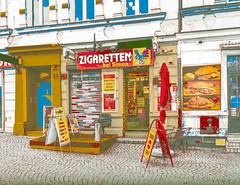 Zigaretten bei Simon