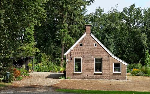 Drenthe: Frederiksoord, koloniewoning