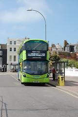 BX15 ONC (Route 12) at Old Steine, Brighton