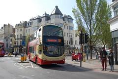 BJ11 XHK (Route 5B) at North Street, Brighton