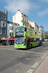 BX15 OMT (Route 12X) at Castle Square, Brighton