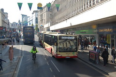 BL57 OXN (Route 25) at North Street, Brighton