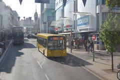 YX10 FEK (Route 56) at North Street, Brighton