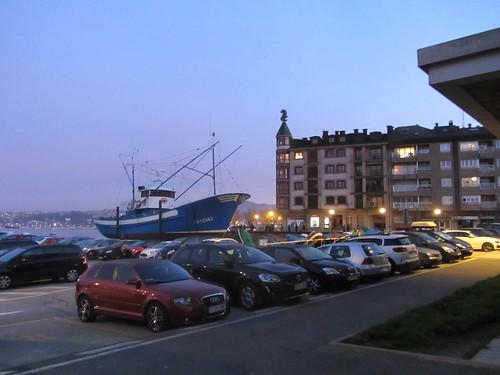 Matxin Arzu kalea - Portu auzoa - Hondarribia