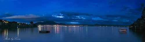 Lake Taupo Blue Hour