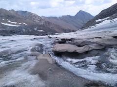 Glacier du Goléon (Alpes)