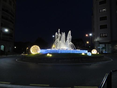 San Kristobal plaza - Portu auzoa - Hondarribia