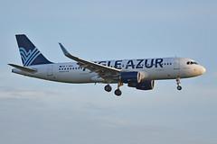 Airbus A320-214 'F-HBIX' Aigle Azur